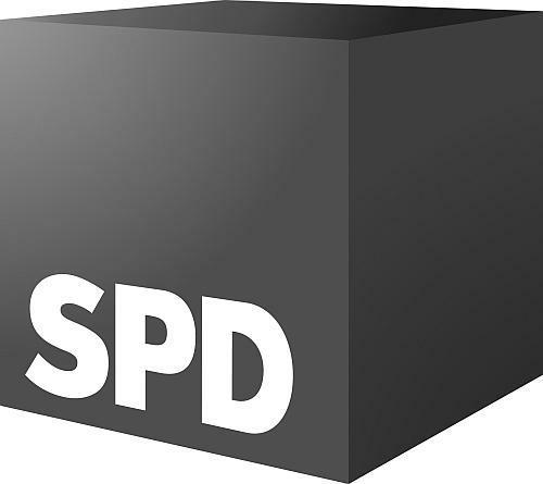 SPD Betonlogo